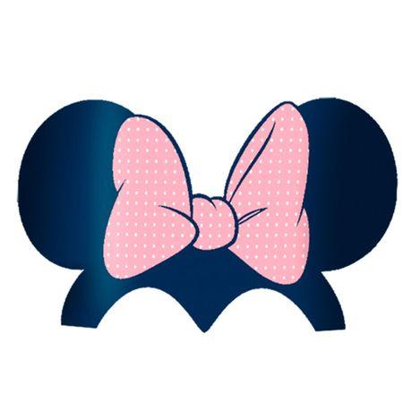 chapeu-de-aniversario-orelha-minnie-baby
