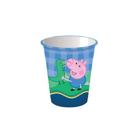 copo-de-papel-descartavel-george-pig-lojas-brilhante