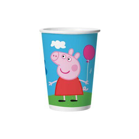 copo-de-papel-descartavel-peppa-pig-lojas-brilhante