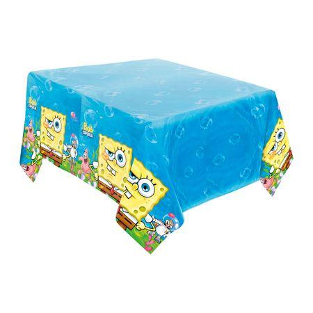 toalha-de-mesa-de-papel-bob-esponja-lojas-brilhante