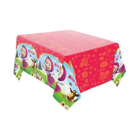 toalha-de-mesa-de-papel-masha-e-o-urso-lojas-brilhante