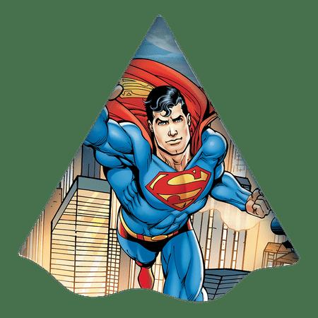 chapeu-de-aniversario-super-homem-lojas-brilhante