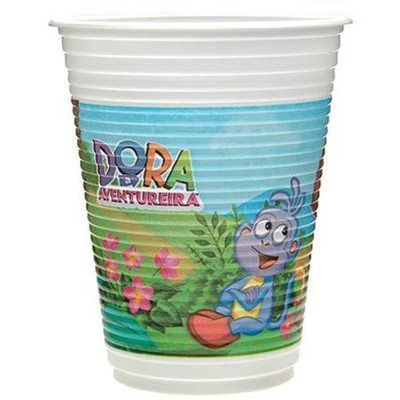 copo-plastico-descartavel-dora-aventureira-lojas-brilhante