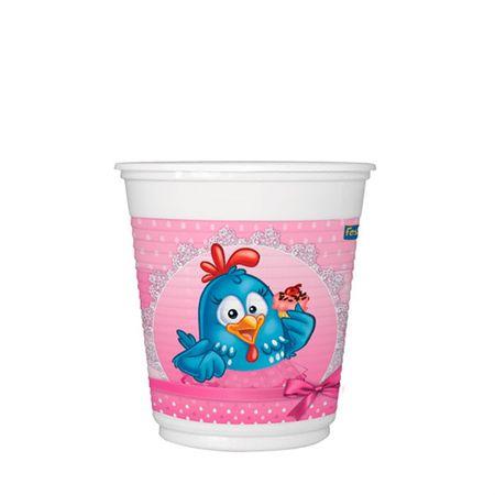 copo-plastico-descartavel-galinha-pintadinha-rosa-lojas-brilhante