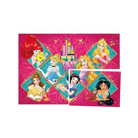 painel-4-laminas-princesas-amigas-lojas-brilhante