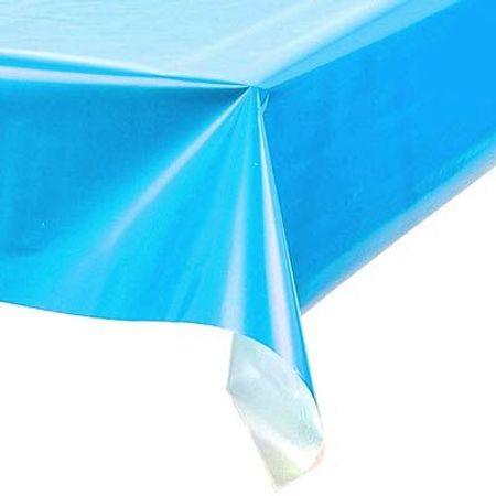 toalha-plastica-perolada-lisa-azul-claro-lojas-brilhante