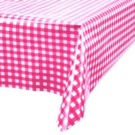 0373d89c0a81b Toalha Perolada 78x78 Xadrez Pink. 10 Unidades