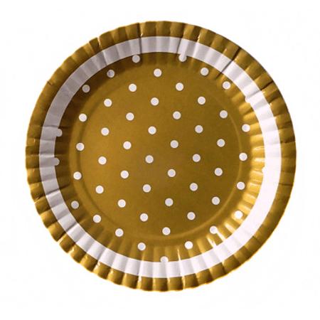 prato-kidart-dourado-poa-lojas-brilhante