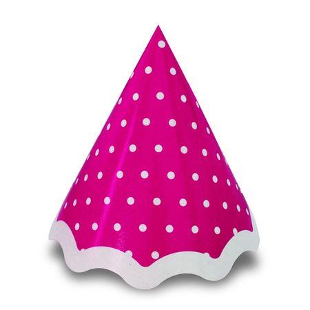 chapeu-kidart-pink-poa-branco-lojas-brilhante