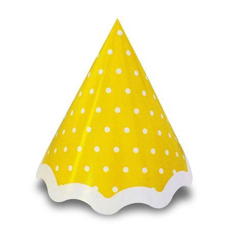 chapeu-kidart-amarelo-poa-branco-lojas-brilhante