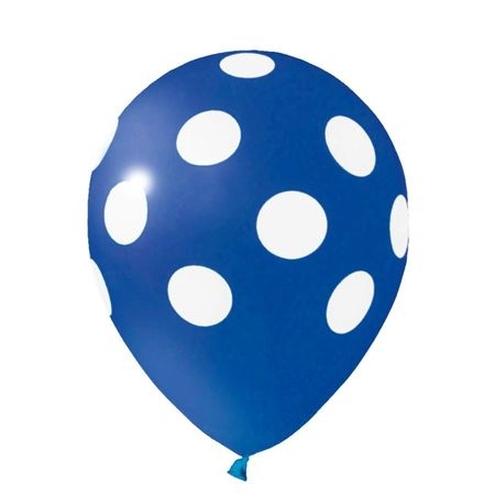 balao-latex-n10-azul-escuro-poa-branco-lojas-brilhante