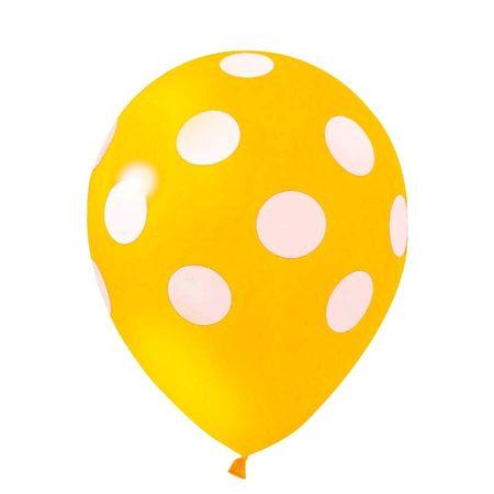 balao-latex-n10-amarelo-poa-branco-lojas-brilhante