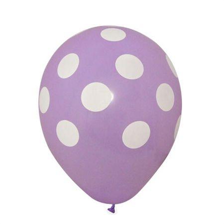 balao-latex-n10-lilas-poa-branco-lojas-brilhante