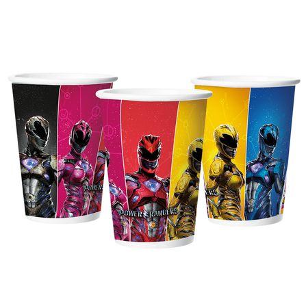 copo-de-papel-descartavel-power-rangers-lojas-brilhante