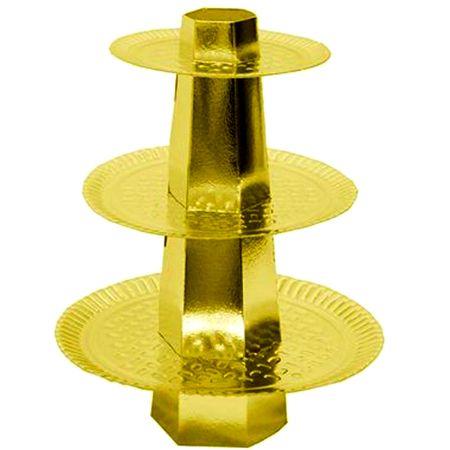 baleiro-3andares-dourado-lojas-brilhante