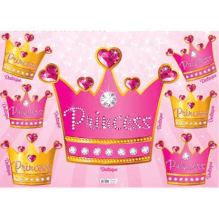 painel-coroa-princesa-lojas-brilhante