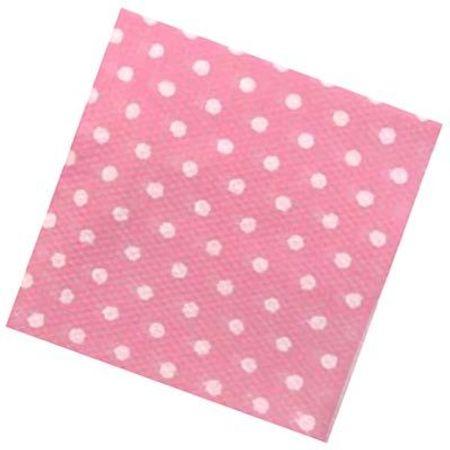 guardanapo-de-papel-rosa-poa-branco-lojas-brilhante
