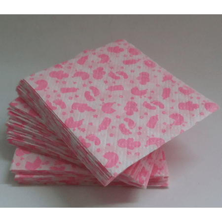 guardanapo-de-papel-cha-de-bebe-rosa-lojas-brilhante