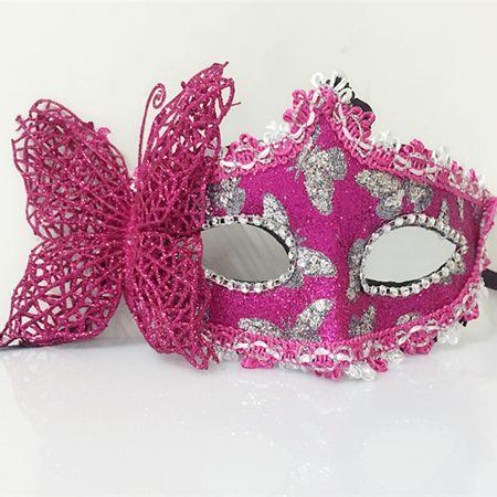 mascara-borboleta-rosa-lojas-brilhante