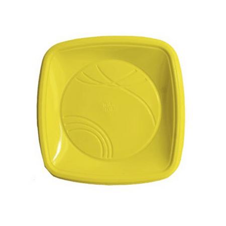 prato-quadrado-15cm-amarelo-lojas-brilhante
