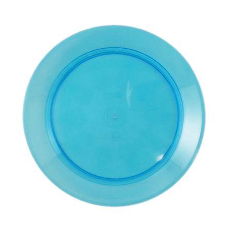 prato-acrilico-redondo-azul-15cm-lojas-brilhante