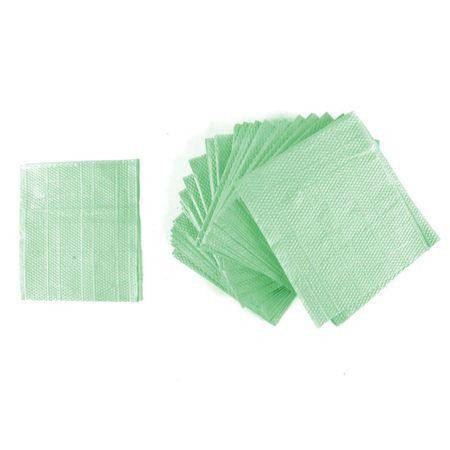 guardanapo-de-papel-verde-claro-lojas-brilhante