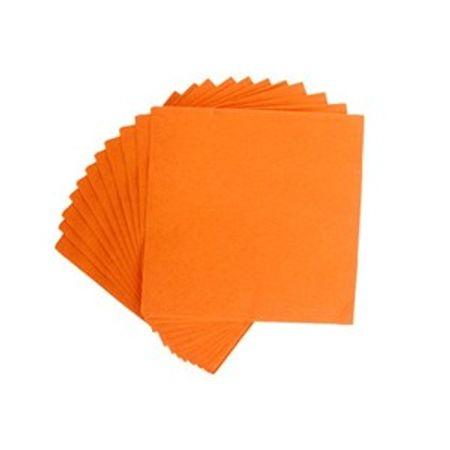 guardanapo-de-papel-laranja-lojas-brilhante