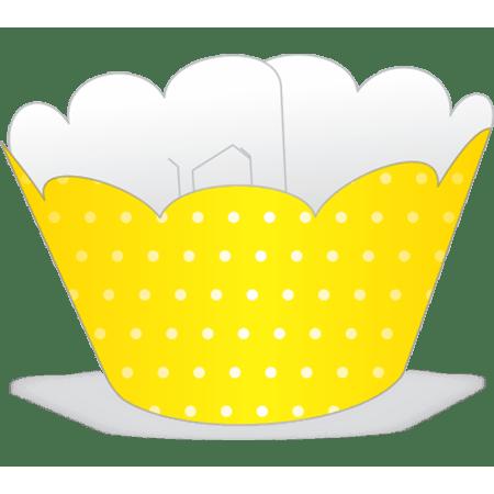 saia-mini-cupcake-amarela-poa-branco-lojas-brilhante
