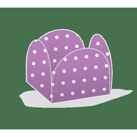 porta-forminha-lilas-poa-branco-lojas-brilhante