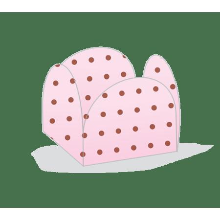 porta-forminha-rosa-poa-marrom-lojas-brilhante