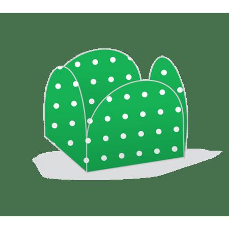 porta-forminha-verde-poa-branco-lojas-brilhante
