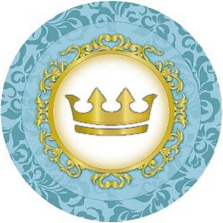 adesivo-lembrancinha-coroa-azul-lojas-brilhante