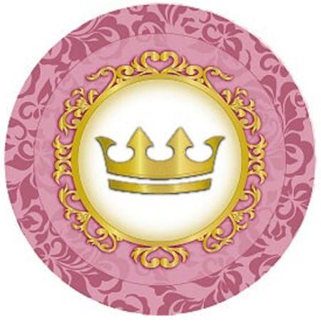adesivo-lembrancinha-coroa-rosa-lojas-brilhante