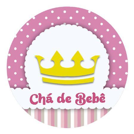 adesivo-lembrancinha-cha-de-bebe-coroa-rosa-lojas-brilhante