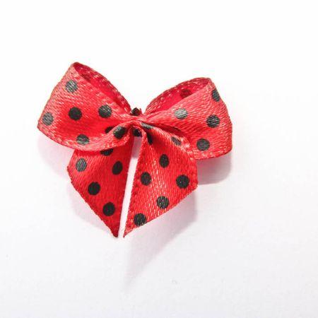 laco-cetim-n2-vermelho-poa-preto-lojas-brilhante