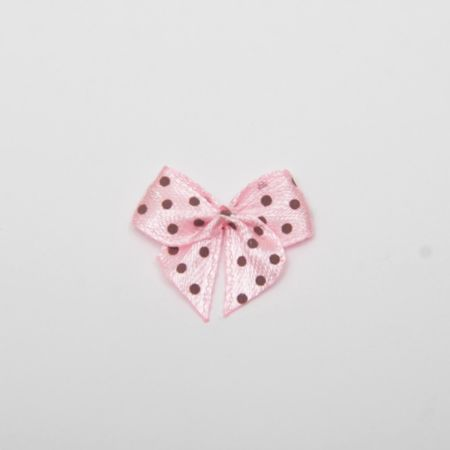laco-cetim-n2-rosa-poa-marrom-lojas-brilhante