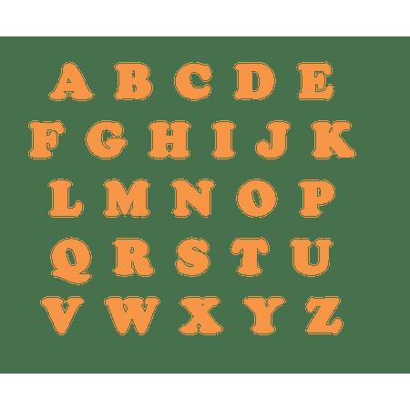 letras-laranjas-eva-lojas-brilhante