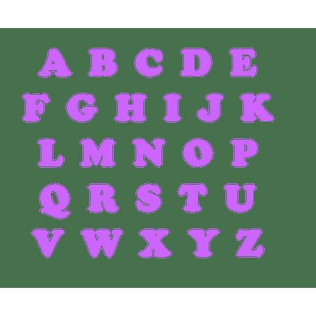 letras-lilas-eva-lojas-brilhante