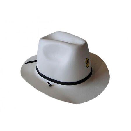 Chapéu Cowboy Infantil Branco - 01 Unidade - Lojas Brilhante 284e27c481