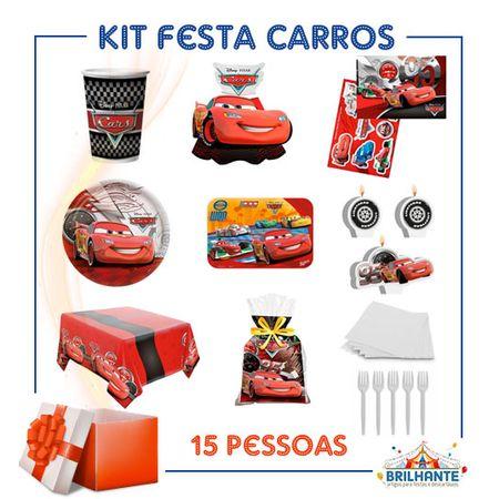 Festa dos Carros: Decoração de Aniversário | Lojas Brilhante