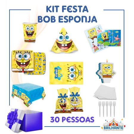 Kit_30_Bob-Esponja