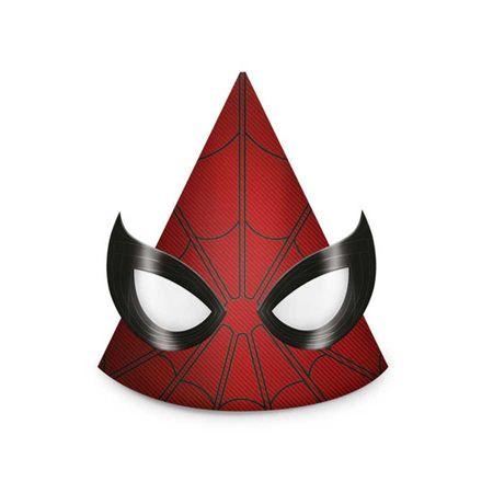 chapeu-de-aniversario-homem-aranha-de-volta-ao-lar-lojas-brilhante