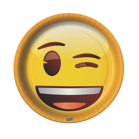 prato-descartavel-emoji-lojas-brilhante
