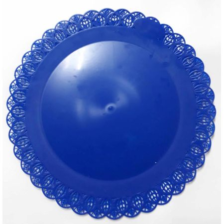 bandeja-rendada-redonda-azul-lojas-brilhante