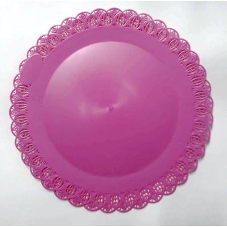 bandeja-rendada-redonda-rosa-lojas-brilhante