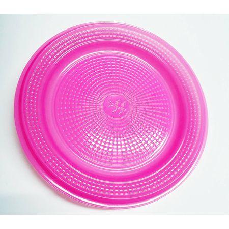 prato-descartavel-raso-15cm-pink-lojas-brilhante