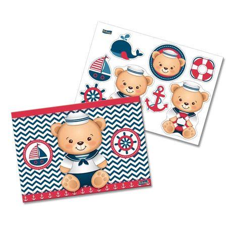 kit-decorativo-ursinho-marinheiro-festcolor-lojas-brilhante