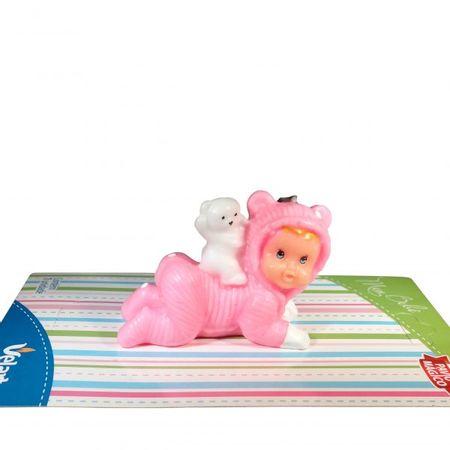 vela-bebe-engatinhando-rosa-lojas-brilhante