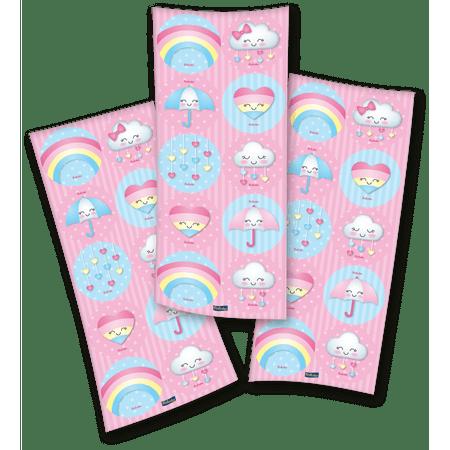 adesivos-chuva-de-amor-festcolor-30-unidades