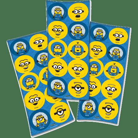 adesivos-minions-festcolor-30-unidades